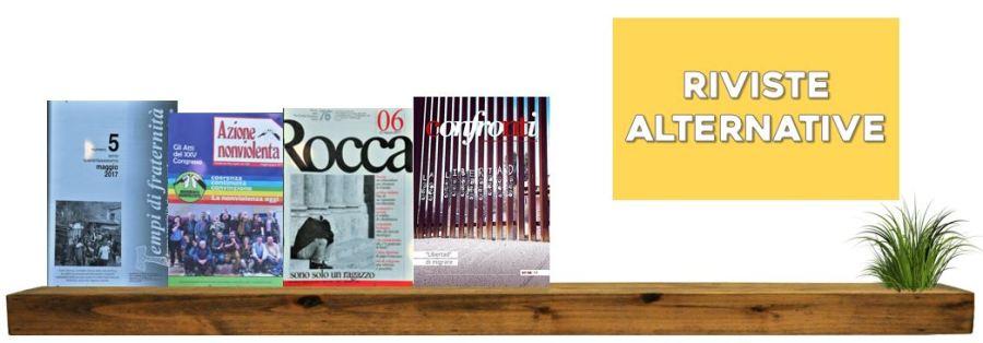 riviste alternative