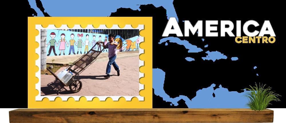 SCAF AMERICA CENTRO